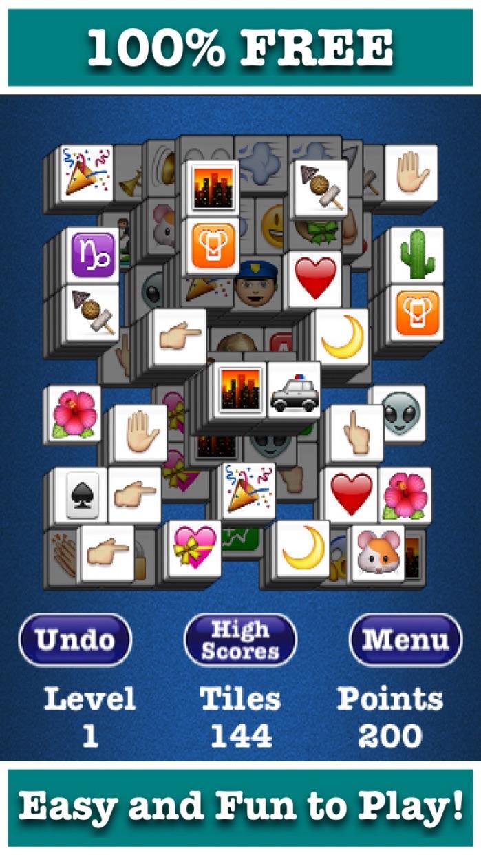 Mahjong Jewels™ Deluxe Brain Training Memory Game! Screenshot