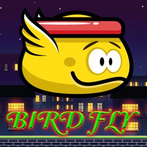 Birds Fly - at Midnight.IO app