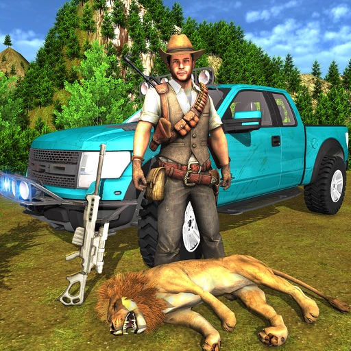 Animal Hunt : Jungle Survival