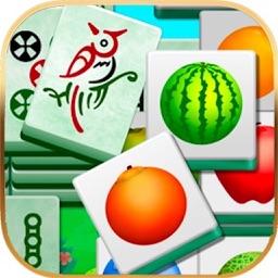 Fruit Mahjong Solitaire Puzzle