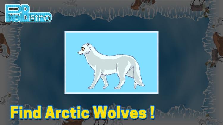 BoxZoo Arctic : Shadow Matching Game screenshot-3