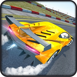 Extreme Car Racer: Sports Racing Car