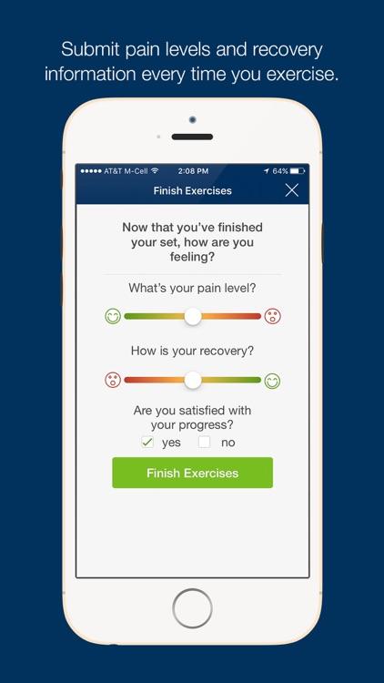 ARC PT Patient App screenshot-3