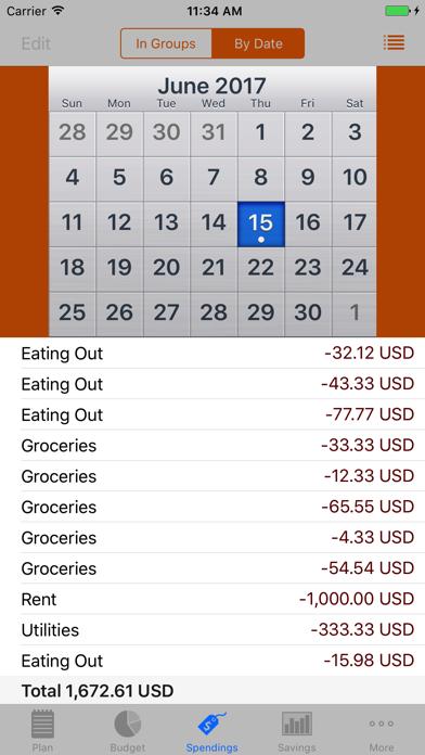 One Budget: Expense Planner & Spending Tracker-2