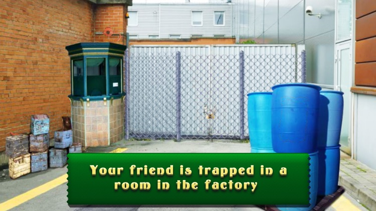 Escape The Factory - Let's start a brain challenge screenshot-0