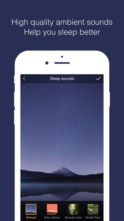 Sleep Care - Monitor, Track & Analysis Sleep Cycle