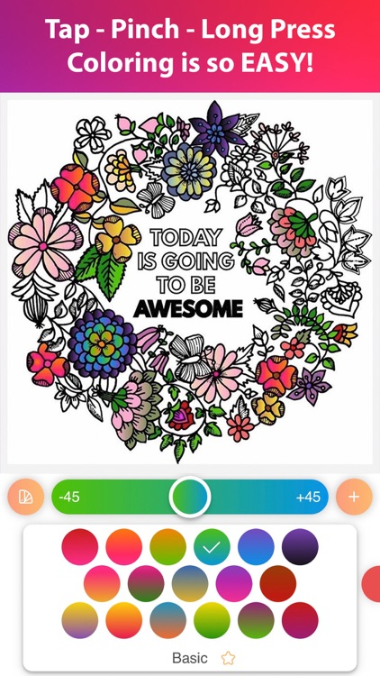 Color Matters - Adult Coloring Book & Therapy