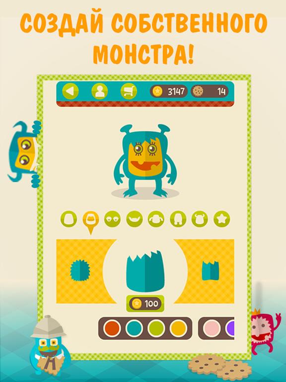 Скачать игру Word Monsters