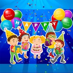 Happy Birthday Emoji and Stickers