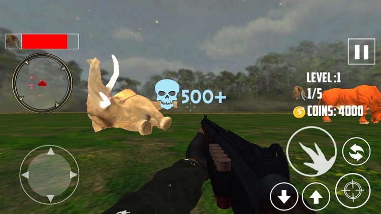 Call of Hunter Survival Missions screenshot-4