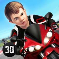 Activities of Kids Motorcycle No Limits Rider Racing 3D