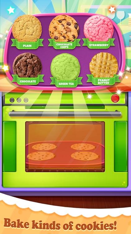 Cookies Maker - Kids Sweet Desserts Summer Bakery