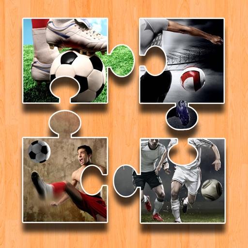 Best Football Soccer World Stars Jigsaw Puzzle