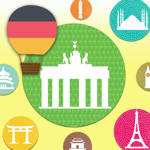 Learn German Vocabulary Words Baby Lingo FlashCard