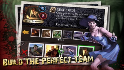 Elder Sign: Omens for... screenshot1