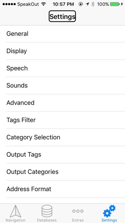 Loadstone GPS screenshot-3