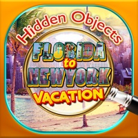 Codes for Hidden Objects Florida to New York Vacation Time Hack