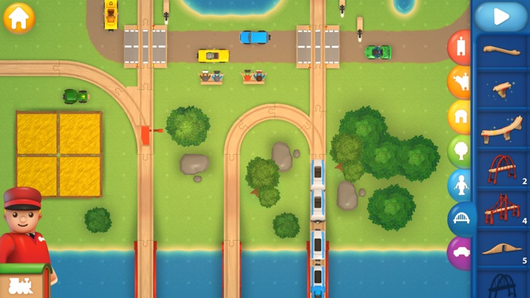 BRIO World - Railway screenshot-3