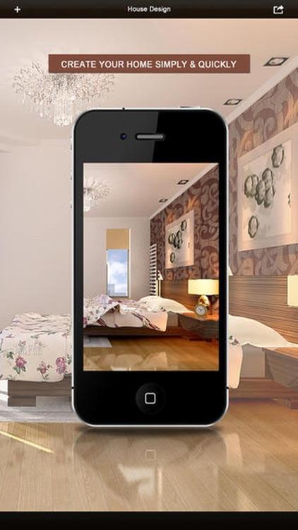 Home Design Plus - 3D Interior Design & Floorplan screenshot-3