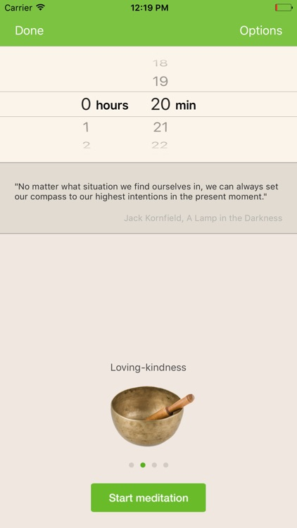 Guided Meditation - Jack Kornfield screenshot-4