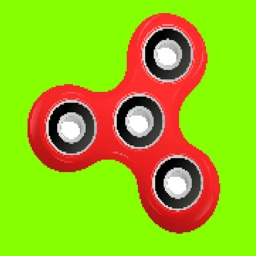 Animated Fidget Spinner Stickers