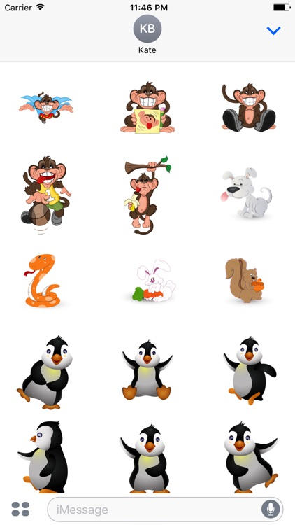 FunnyMojis - Funny Stickers And Emojis