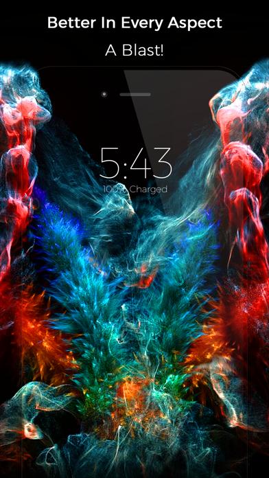 Nebula Lite - Live Wallpapers screenshot four