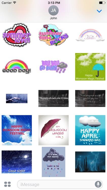 Animated Summer & Spring & Winter GIF Stickers screenshot-4