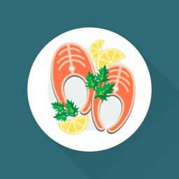 Fish & Seafood Recipes: Food recipes & cookbook