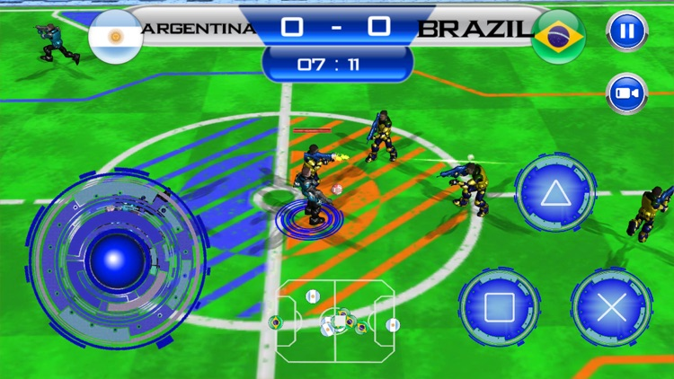Future Soccer Battle