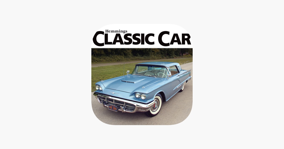 Hemmings Classic Car on the App Store
