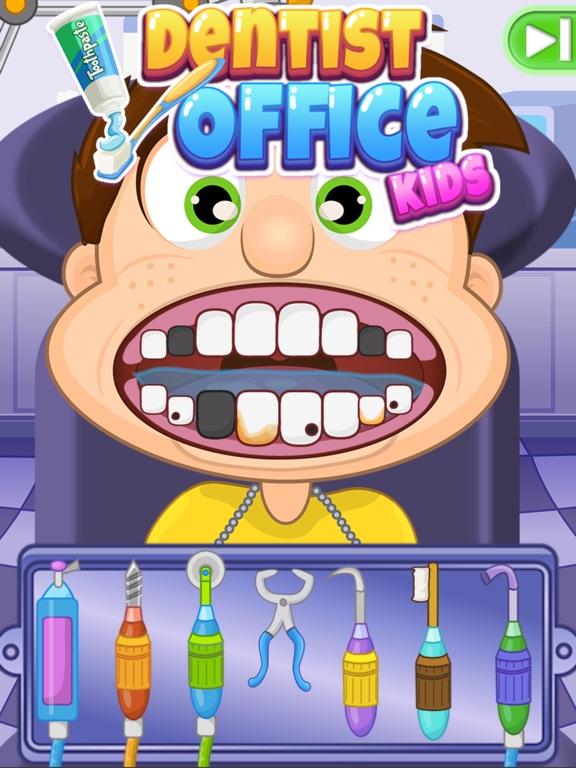 Скачать игру Dentist Office Kids