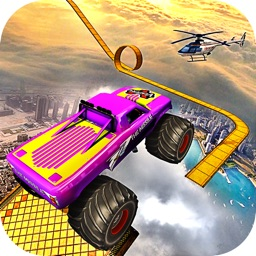 Crazy Monster Truck Legends Driving Simulator 3D