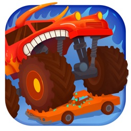 Monster Truck Go - Racing Simulator Games For Kids