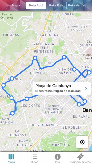 Barcelona Bus Turstic on the App Store