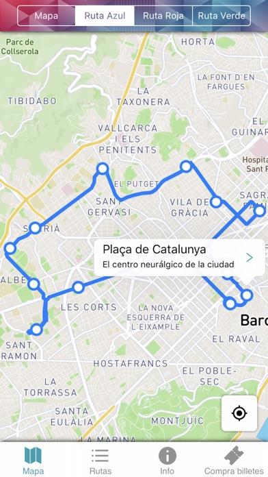 Barcelona Bus Turísticのおすすめ画像2