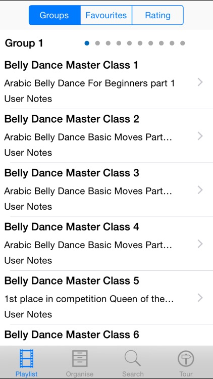 Belly Dance Master Class screenshot-1