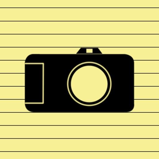 Snap-it Notes iOS App