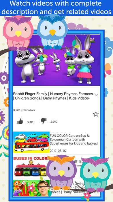 Kids Tube: Alphabet & abc Videos for YouTube Kids 1.4 IOS