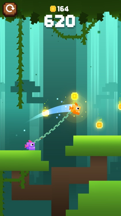Monkey Ropes screenshot-4