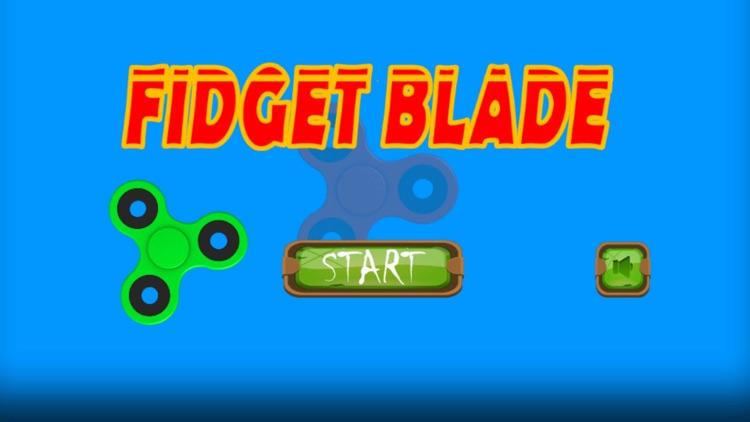 Fidget blade For Fidget Spinner