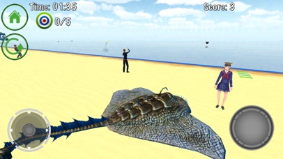 Sea Monster Simulator screenshot three