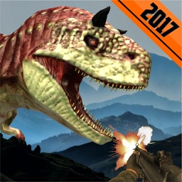 Jurassic Dinosaur Hunting Deadly Shooter
