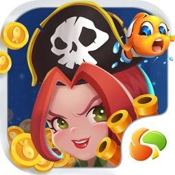 疯狂捕鱼大师-街机达人爱玩的全球经典捕鱼游戏