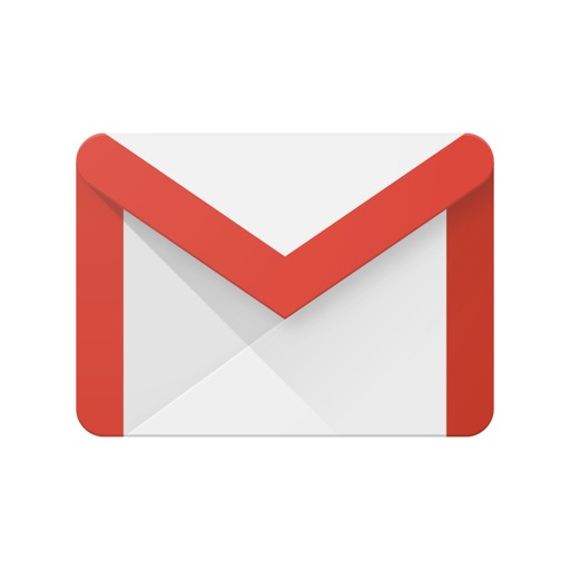 Gmail - email by Google: secure, fast & organized app logo