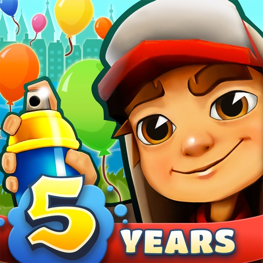 Subway Surfers app logo