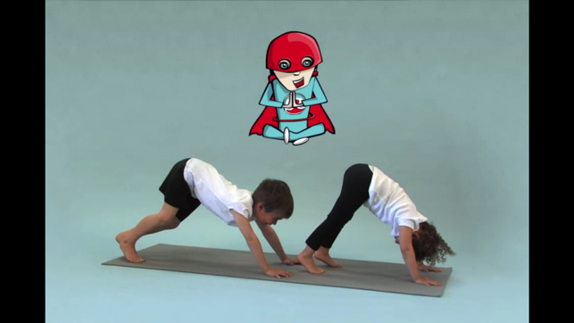 ‎Super Stretch Yoga Screenshot