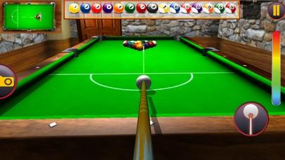 Snooker 8 Ball Billiard Pool screenshot two