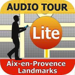 Aix-en-Provence Landmarks (Lite Version)