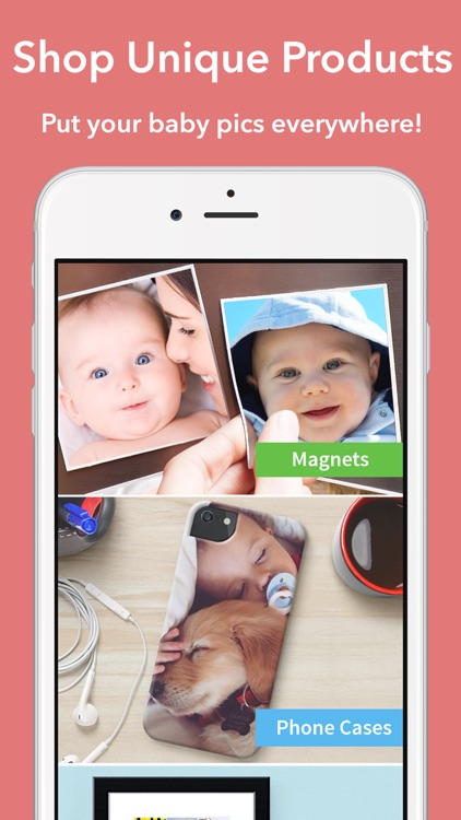 Baby Art - Baby App for Baby Photos app image